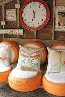 Klimatyczne fotele dla dzieci