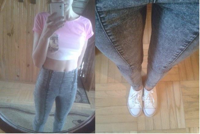Spodnie <3 ##