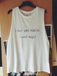 pomysl na napis na koszulke :)