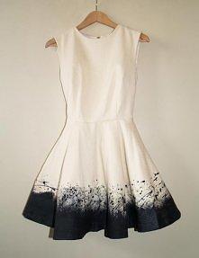 sukienka diy + tutorial po kilknięciu na zdjęcie :)