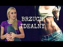 BRZUCH IDEALNY! DOMOWY TRENING