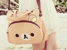 Rilakkuma bag <3