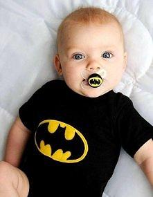 Mały Batman ;)