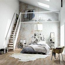 świetna sypialnia, sama bym taką chciała mieć