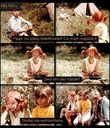 Pippi Langstrumpf – Pippi Rozbitkiem (1969)