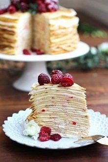 Jak zrobić tort z naleśników?