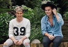 Niall & Harry <3