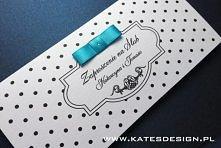 Zaproszenia Ślubne Kates Design