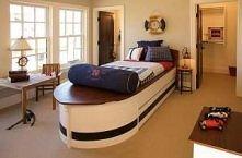 Pokój w stylu marynarskim - marzenie :)