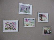 Obrazki z IKEI u mnie w pokoju :)