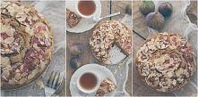 Pełnoziarniste ciasto z figami