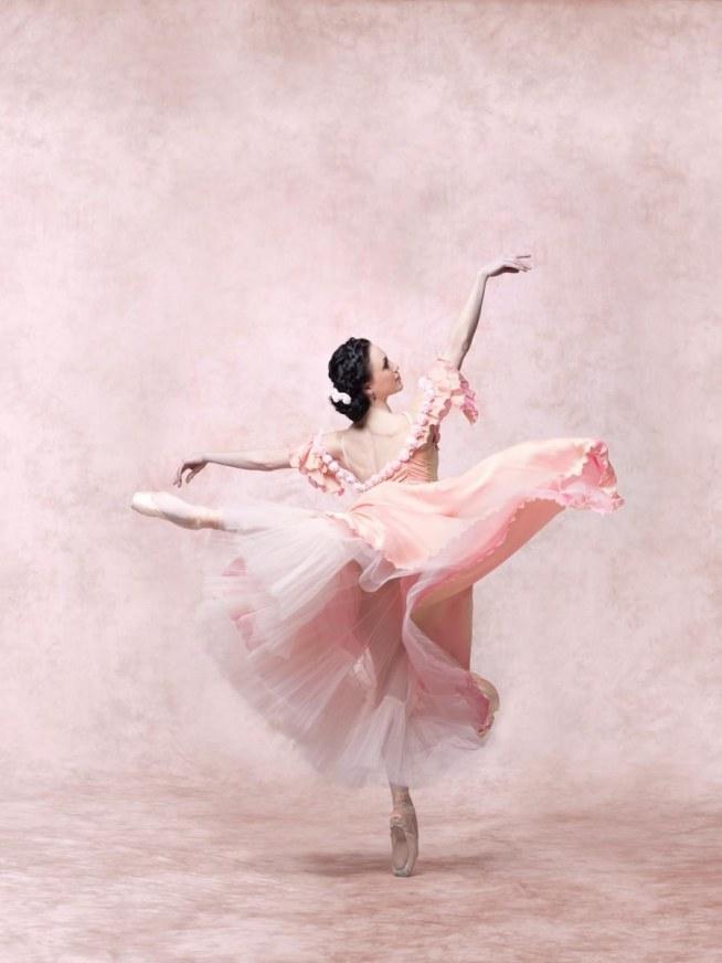 Queensland Ballet principal dancer, Rachael Walsh, photo © Photo Alexia Sinclair