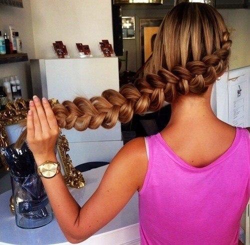 Jakie Efektowne Fryzury Polecacie Na Długie Włosy Na