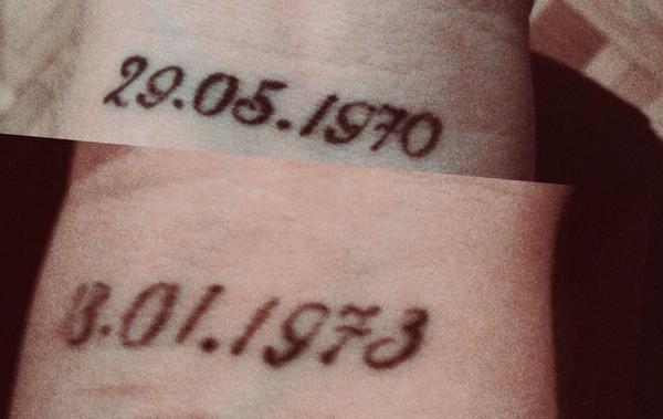 Data Urodzin Rodziców Na Tattoo And Piercing Zszywkapl