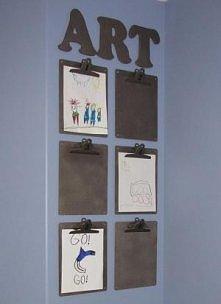 fajny pomysł na ścianę