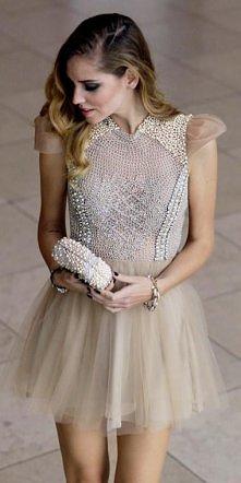 Tiulowa sukieneczka <3 gdzie ją znaleźć ?;)