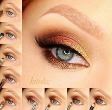 Vegas Collection opis do tutorialu na blogu - kitulec beauty blog oraz film na kanale - kitulecmakeup