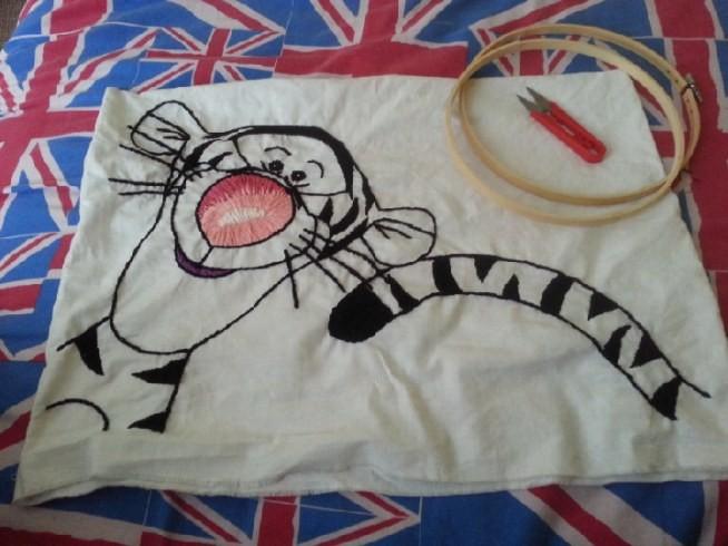 w trakcie prac nad tygryskiem ;)