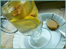 herbatka imbirowa na przezi...