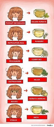 herbata lekarstwem na wszystko