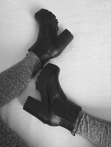 moje nowe butki :3