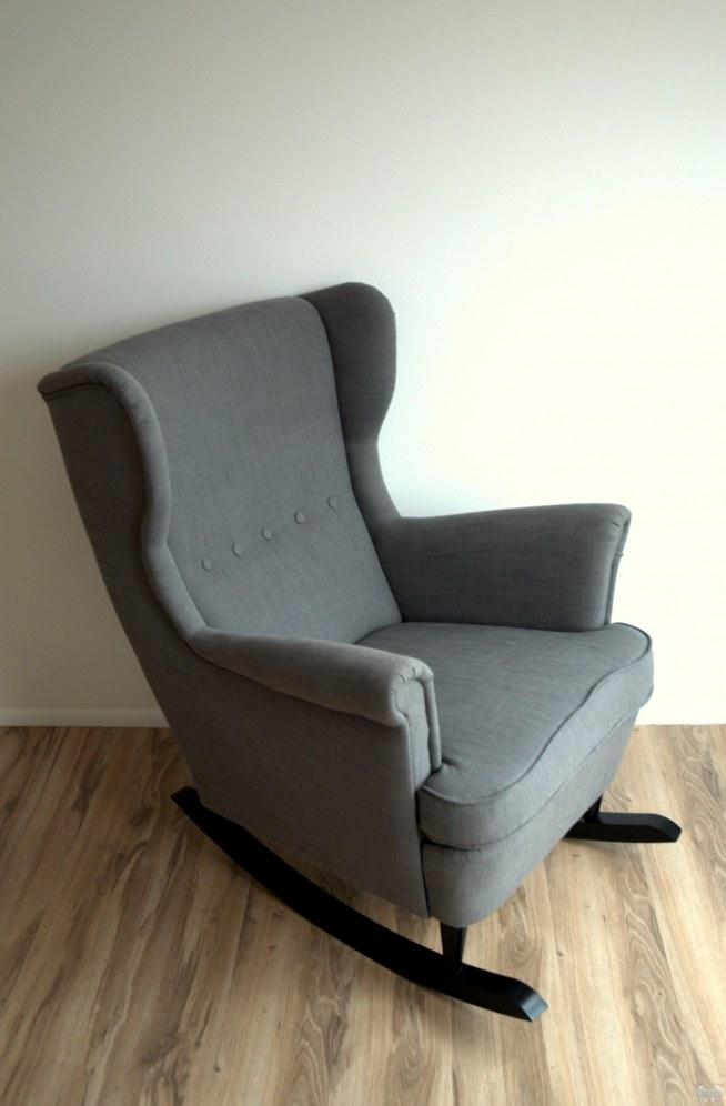 Bujany Fotel Z Fotela Ikea Na Pomysły Zszywka Pl