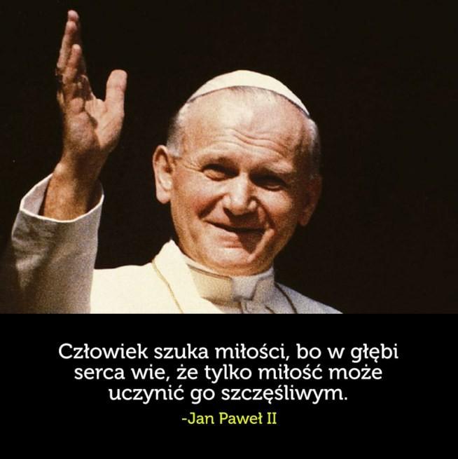 Jan Paweł 2 Cytaty O Rodziniecytaty Jana Pawła Imgigicom