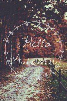 witaj jesień <3