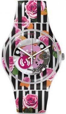 Piękny zegarek z motywem kw...
