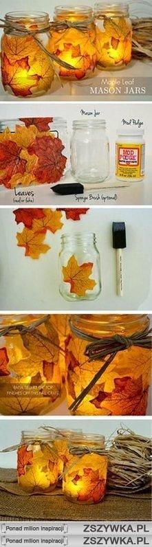 Świetny pomysł na lampion