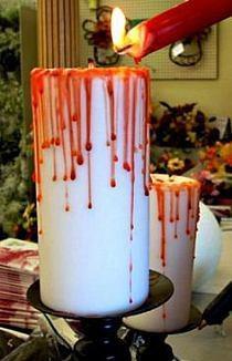 zrobię sobie  na Halloween ♡
