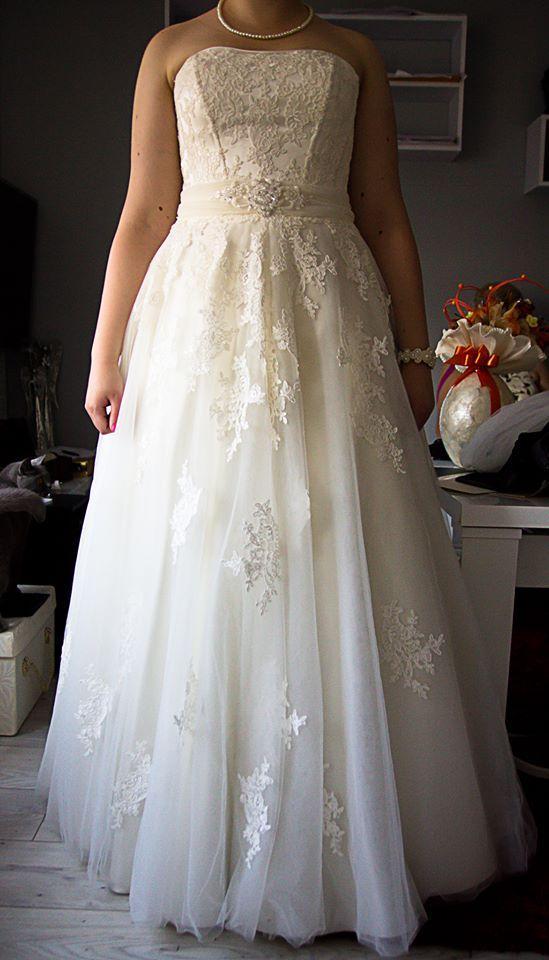 Sprzedam Suknię ślubną Annais Bridal Suzanne Na Suknia Zszywkapl