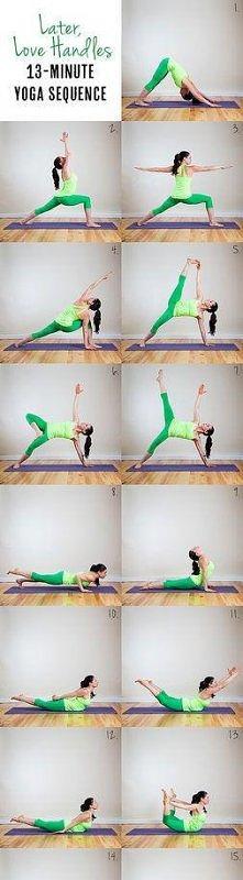 Próbowałyście kiedyś jogi? Bo ja się nad tym zastanawiam.