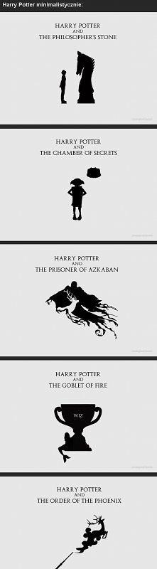 Harry Potter minimalistycznie