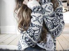 Nadszedł czas na sweterki! Uwielbiam a Wy?
