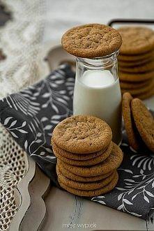 Imbirowe ciasteczka świąteczne link do przepisu w komentarzu