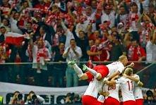 Polska!!! Wkońcu pokazali na co ich stać ! :D  Dziękujemy <3