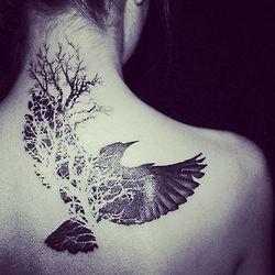 Ciekawy Pomysł Na Tatuaż Na Tatuaże Zszywkapl