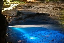 Jaskinia Enchanted Wel, Brazylia