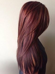 Pocieniowane fryzury --->>