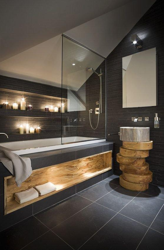 pomys na azienk niebanalny zlew na inspiruj ce wn trza. Black Bedroom Furniture Sets. Home Design Ideas