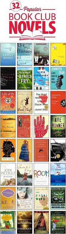Kolejna lista ciekawych książek do przeczytania