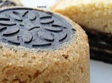 muffinki z ciasteczkiem