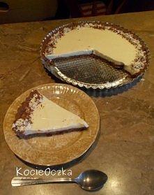 Tarta z białą czekoladą i twarogiem przepis po klikniecie ;)