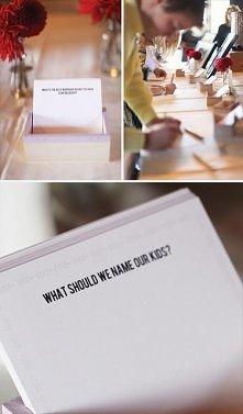 10 pomysłów atrakcji dla gości weselnych
