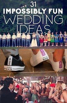 31 pomysłów na ślub i wesele