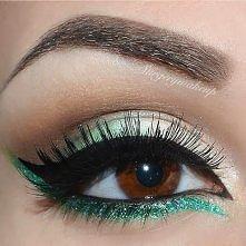piękne oczka