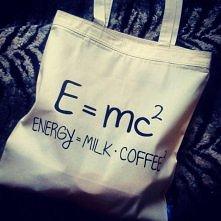 E=mc2 , torba ekologiczna z...