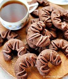 *** ciasteczka orzechowe ***