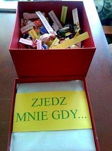 Pomysł na prezent dla drugiej połówki i nie tylko ; )